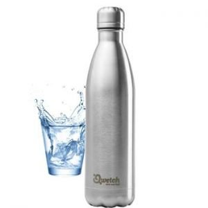 Bouteille en inox isotherme Qwetch