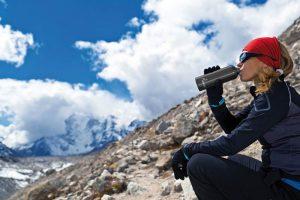 Les 5 meilleures gourdes de randonnée