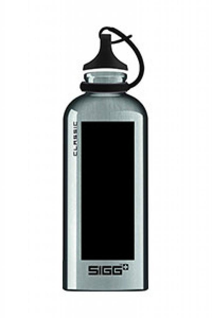 Gourde en aluminium design Sigg Classic Accent