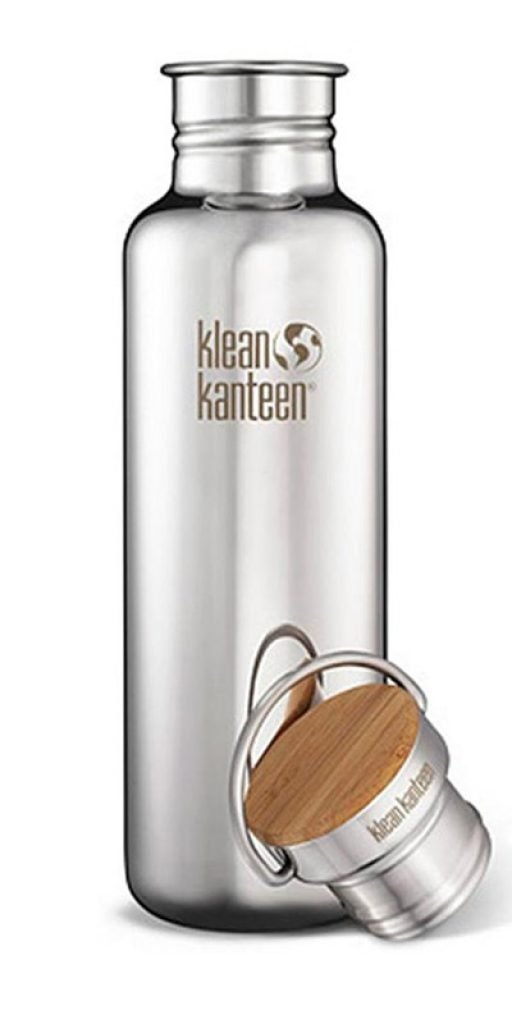 Gourde Klean Kanteen Insulated Reflect