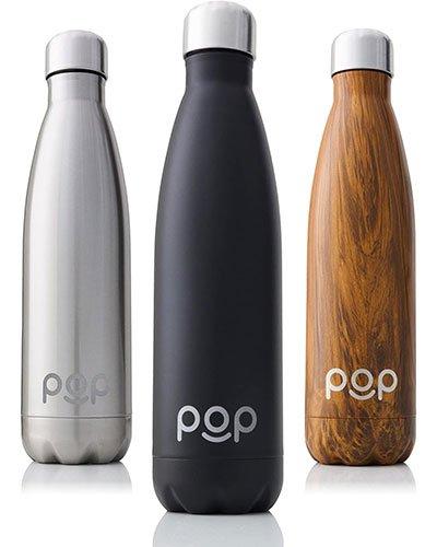 Jolie bouteille d'eau réutilisable
