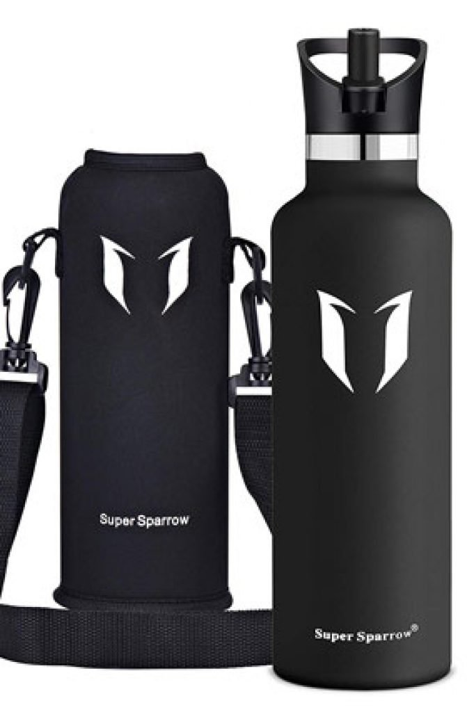 Gourde isotherme inox Super Sparrow
