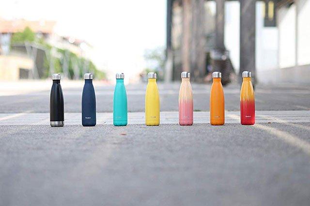 Gourdes et bouteilles Qwetch