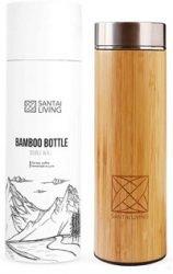 Thermos design bambou