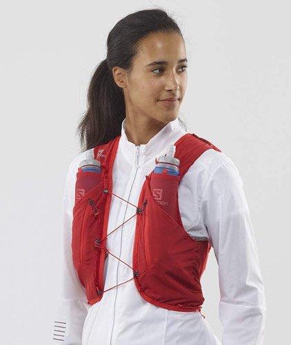 Sac d'hydratation avec gourdes intégrées pour running et trail pour homme ou femme