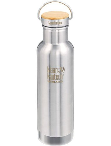 Gourde bouteille inox simple paroi