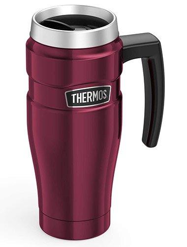 mug isotherme de voyage Thermos King avec anse