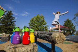 gourdes inox isotherme pour enfants